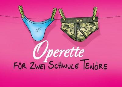 OPERETTE FÜR ZWEI SCHWULE TENÖRE (Berlin)
