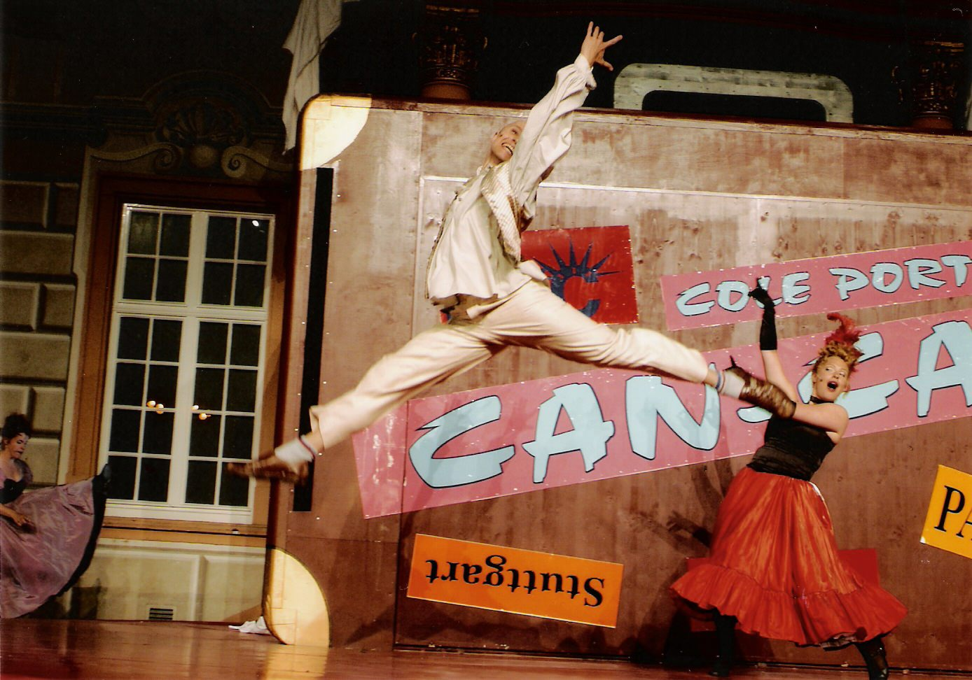 """CAN CAN"" Ettlingen"